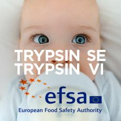 Trypsin VI and SE - EFSA Approval